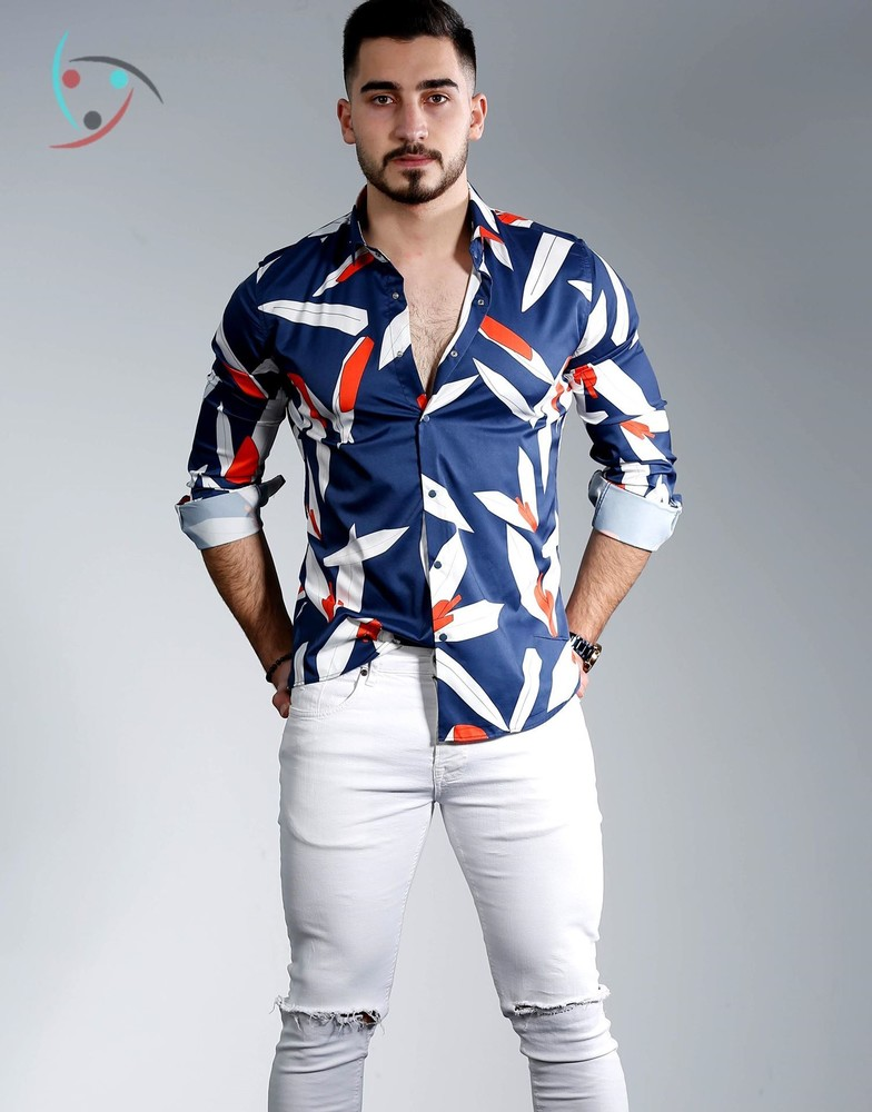 Турецкие мужские рубашки. тм rubaska фото №1