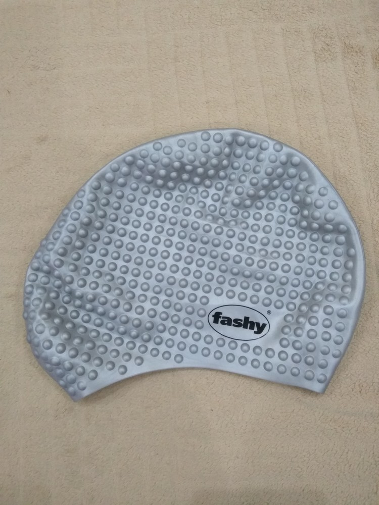Продам новую,фирменную fashy,шапочку для плавания. фото №1