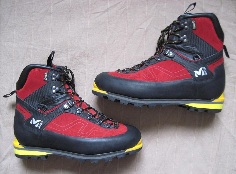 Millet brenva evo gtx (44) горные альпинистские ботинки мужские фото №1
