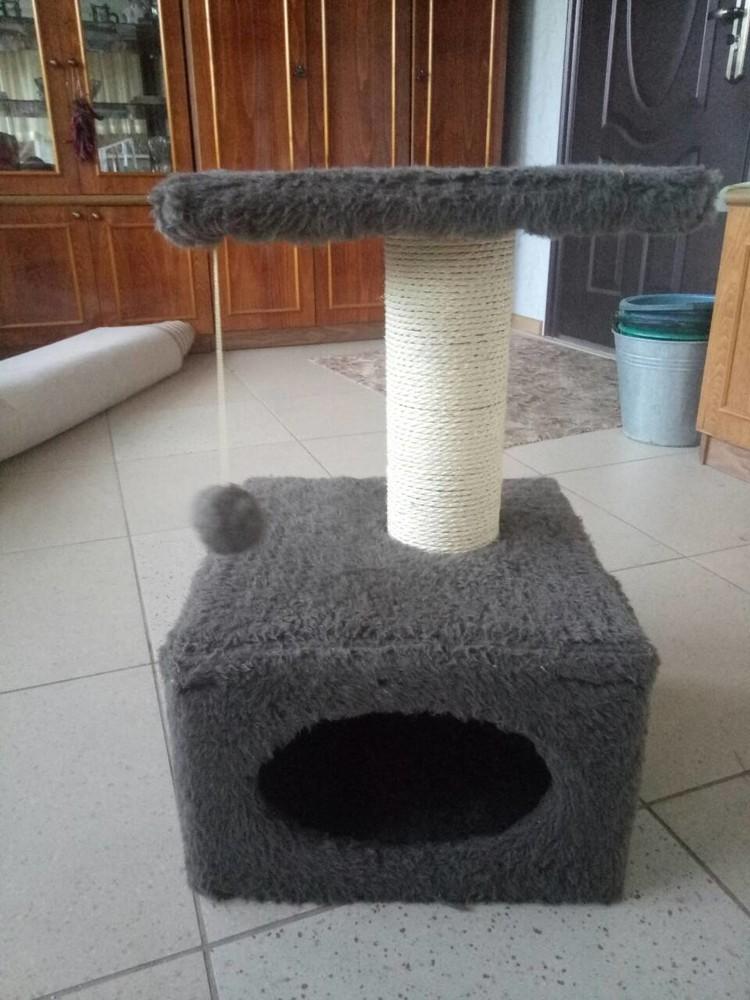 Домик для кота фото №1