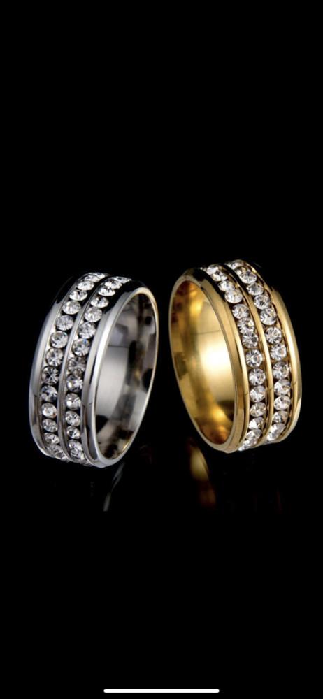 Шикарное широкое кольцо-реплика bvlgari фото №1