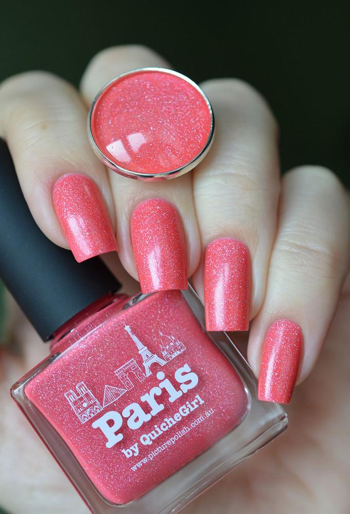 Лак для ногтей picture polish - paris фото №1