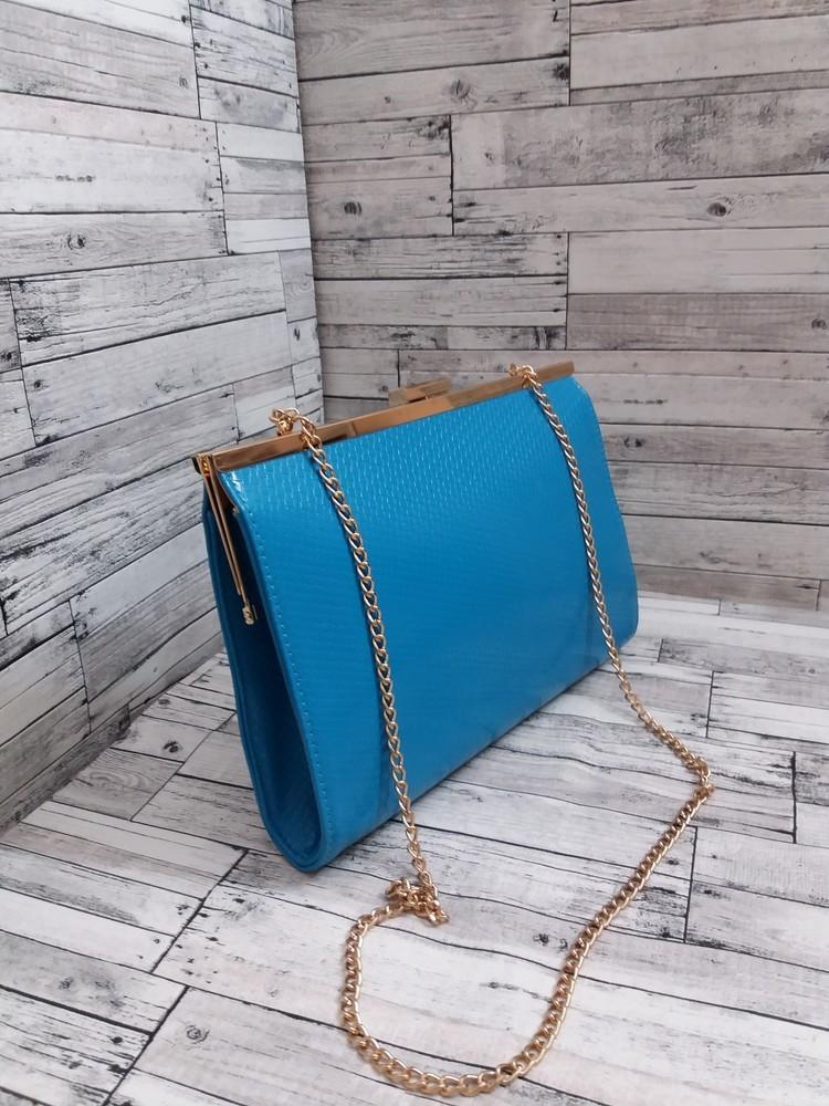 Красивая сумочка клатч фото №1
