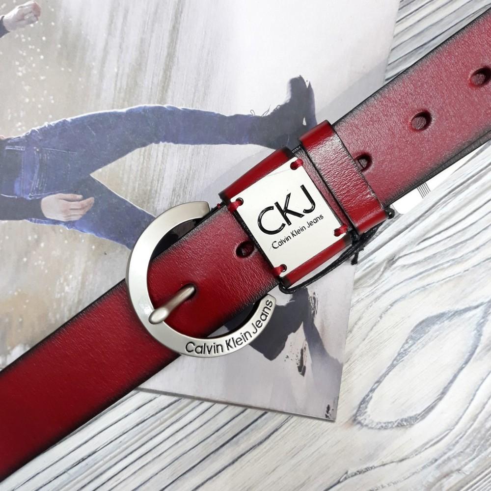 Шикарные модные кожаные бренды ширина 4 см; 3 цвета фото №1