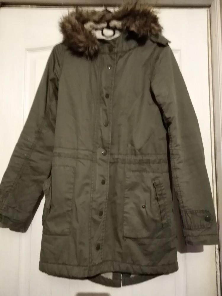 Женская курточка-парки фото №1