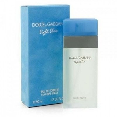 Женская туалетная вода dolce gabbana light blue 100 ml фото №1