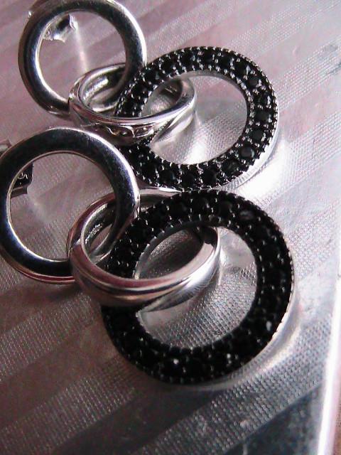 Серьги серебро 925 star harvest jewelry фото №1