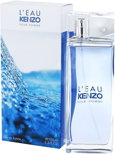 Мужская туалетная вода kenzo l`eau par kenzo pour homme edt 100 ml фото №1