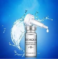 Гиалуроновая кислота bioaqua hydrating для лица от морщин. супер увлажняющий 10 мл фото №1