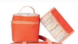 Косметичка оранжевая. от yves rocher фото №1