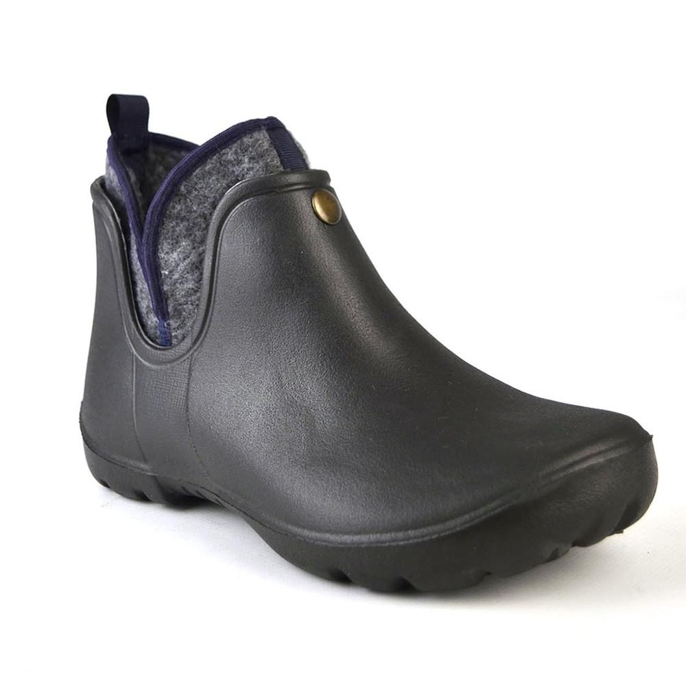 Непромокаемые ботинки с теплым съемным вкладышем из пены эва р. 36-46 фото №1