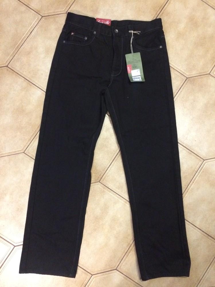 Стильные джинсы w32 r фото №1