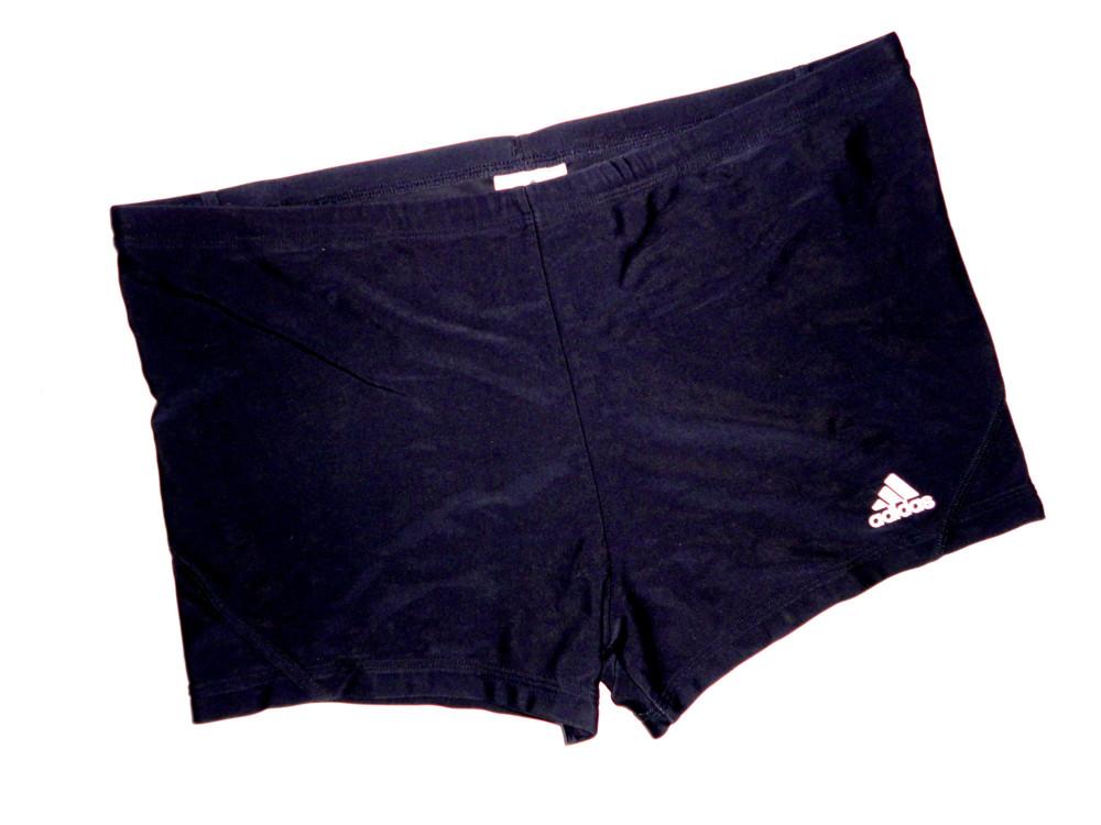 Мужские плавки adidas оригинал р.l (т.80-106) фото №1