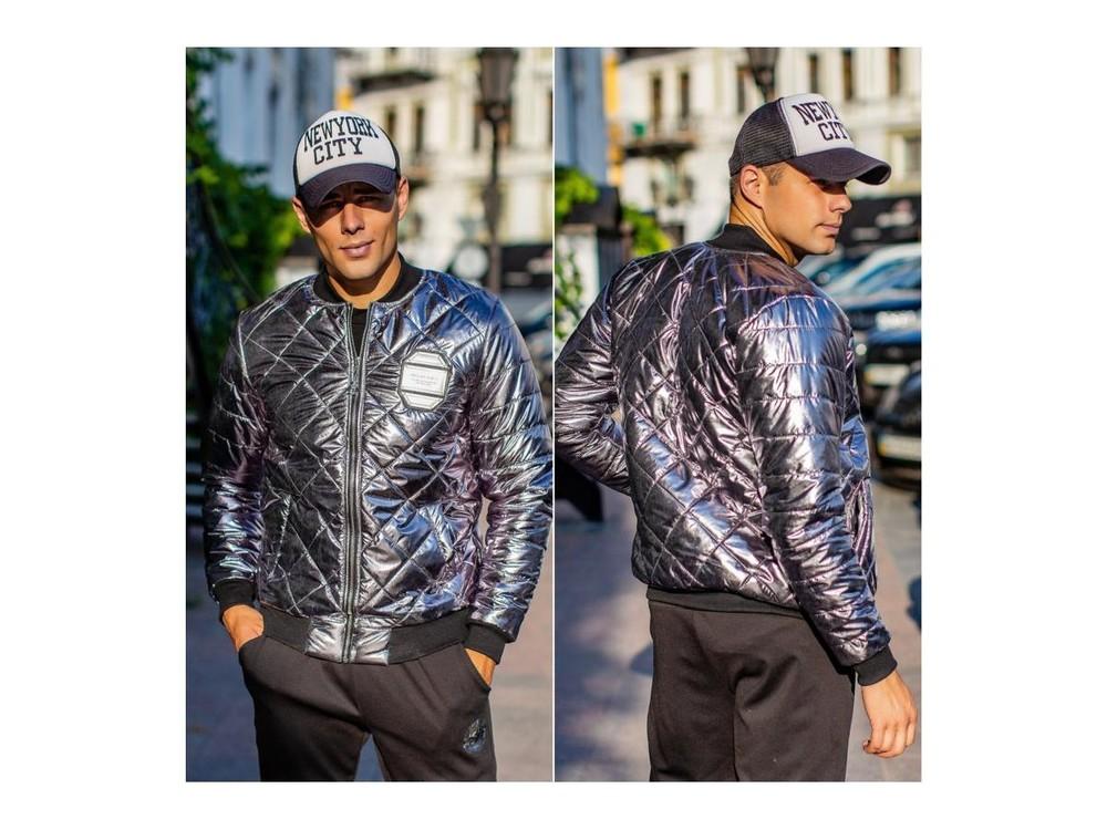 Мужская куртка мод 1223 фото №1