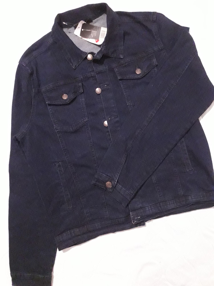 Джинсовая куртка livergy на мужчин 50 размер фото №1