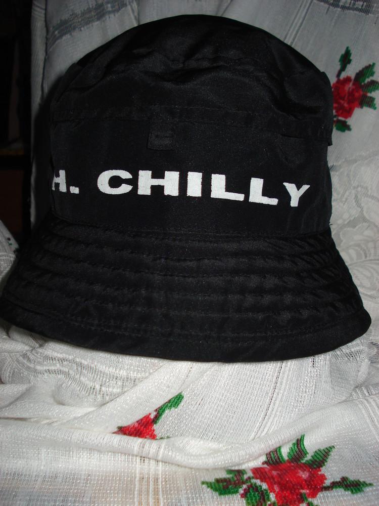 """Супер панама черного цвета """"h.chilly""""58см. фото №1"""