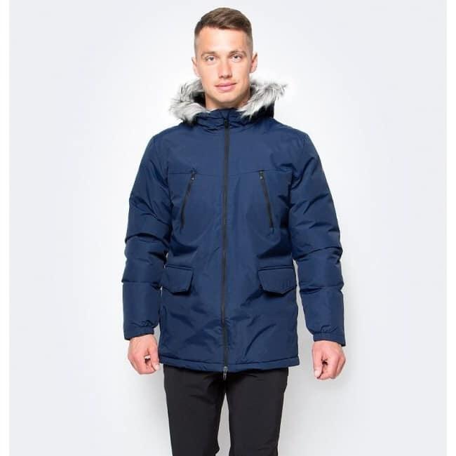 Утепленная куртка adidas фото №1