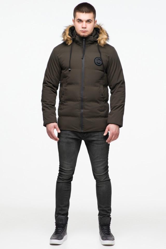 Зимняя мужская куртка braggart 2 цвета фото №1