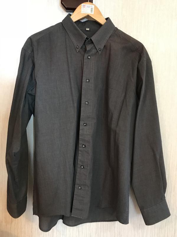 Фирменная рубашка canda от c&a р xl фото №1