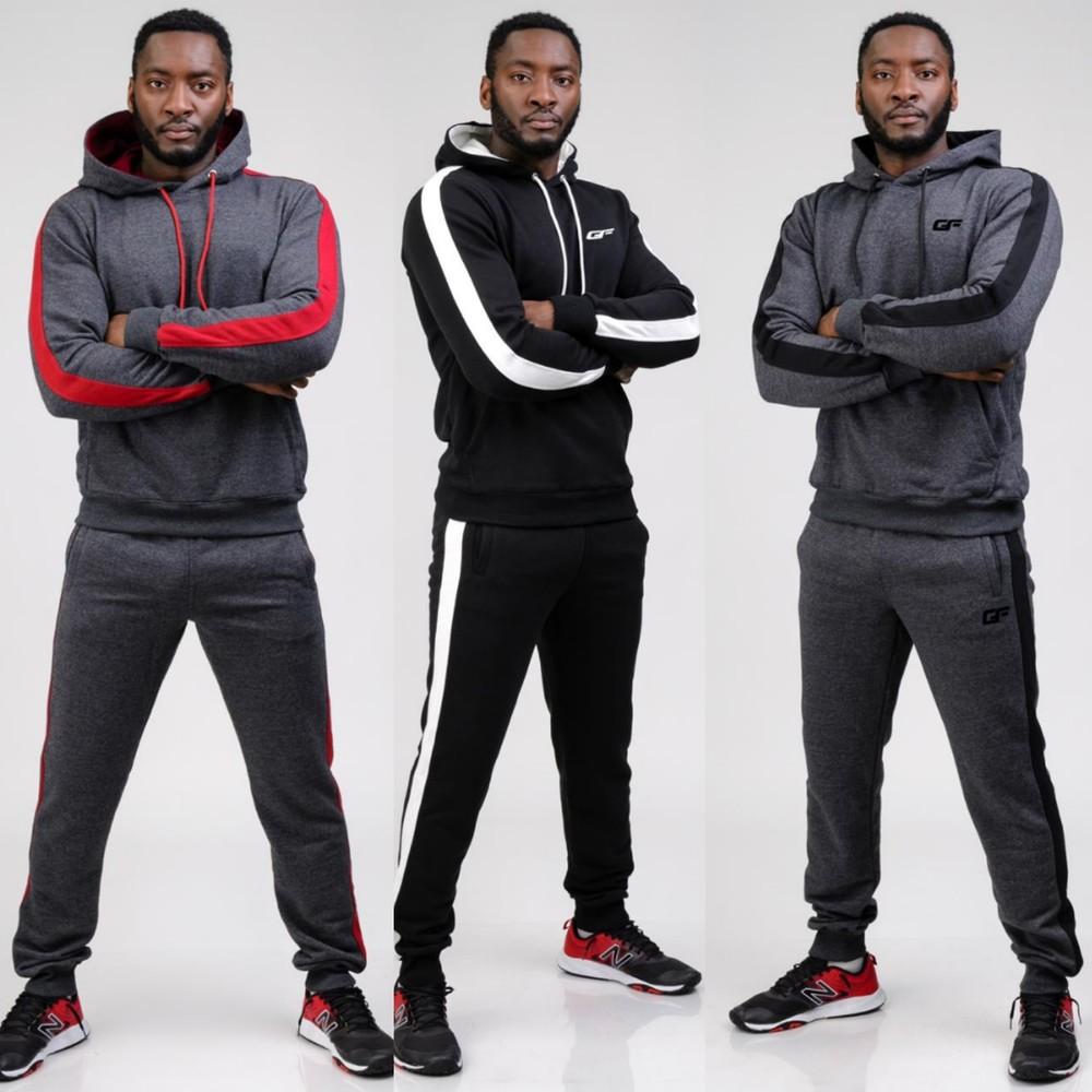Мужские спортивные костюмы go fitness фото №1