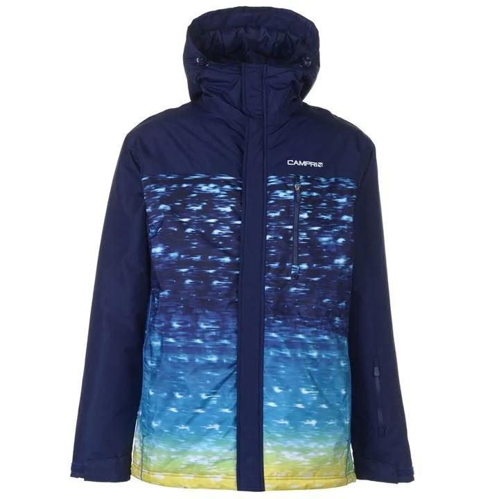 Зимняя мужская куртка термокуртка лыжная campri оригинал в наличии лижна фото №1