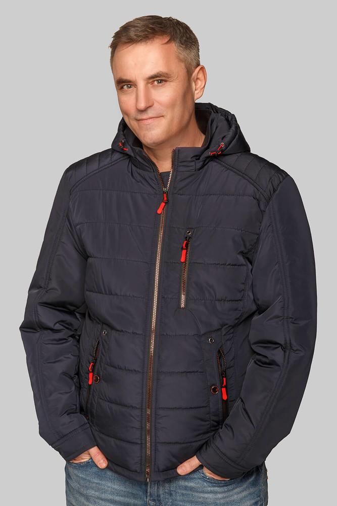 Стильная мужская деми куртка р 50-58 фото №1