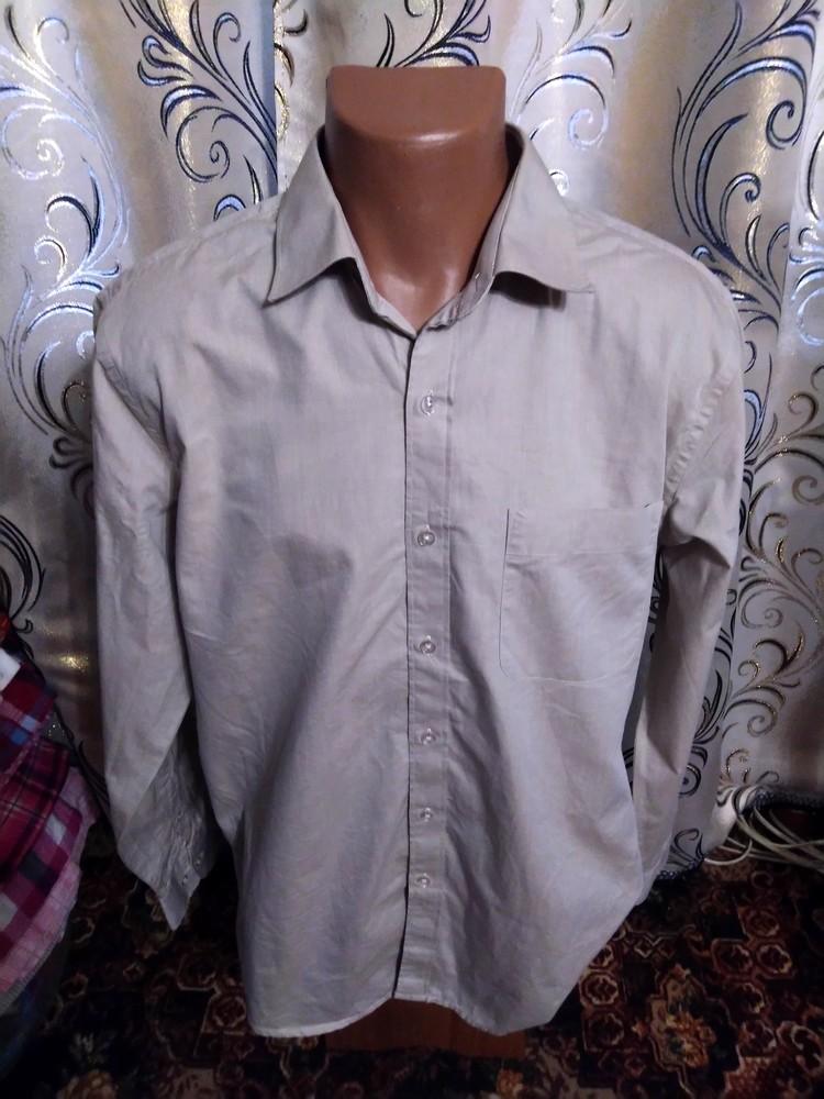 Стильная мужская рубашка hugo boss фото №1