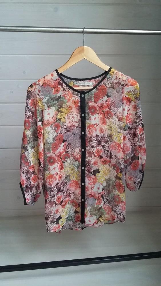 Блуза s-m фото №1