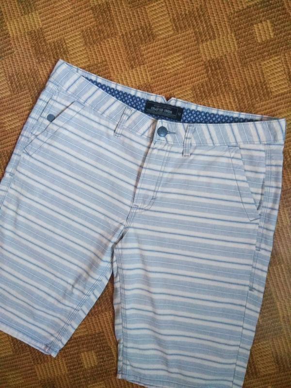 Шорты винтаж angelo litrico crafted goods 50-52рр фото №1
