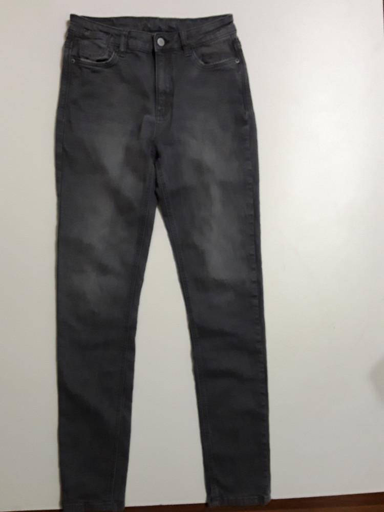 Фирменные джинсы скинни 28р. фото №1