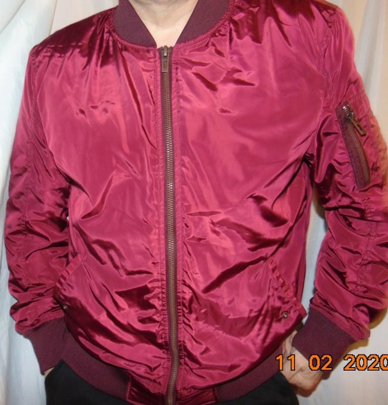 Стильная стоковая брендовая курточка бомбер деми montego.хл-2хл . фото №1