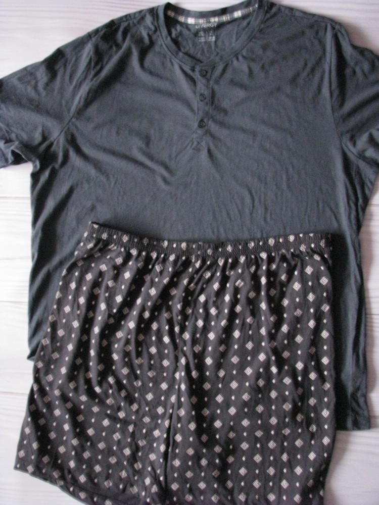 Комплект пижама домашний костюм livergy германия фото №1