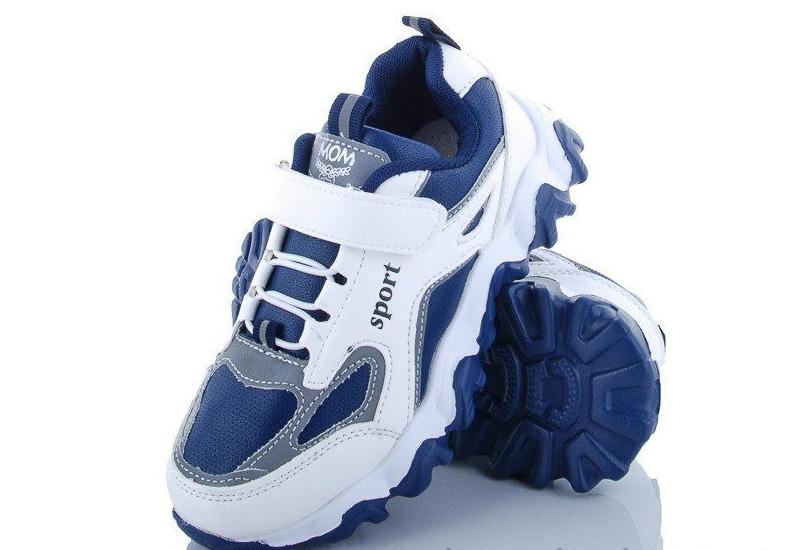 Детские кроссовки унисекс 34-36 размеры фото №1