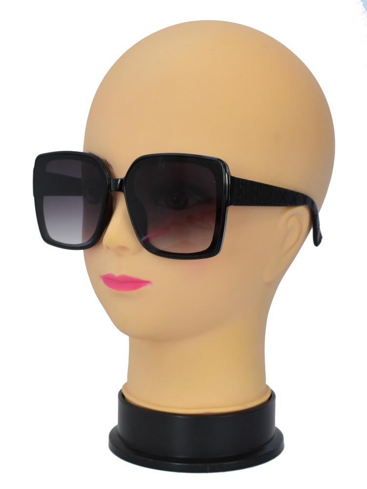 Женские солнцезащитные очки 33704 фото №1