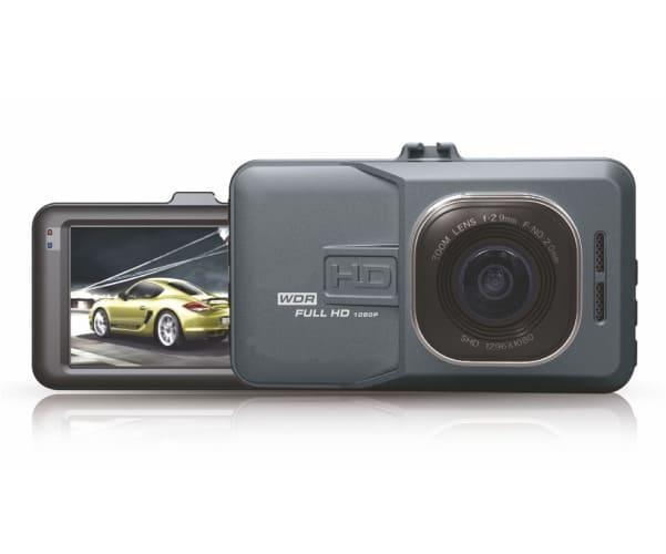 Качественный автомобильный видео регистратор t626 оригинал. full hd фото №1
