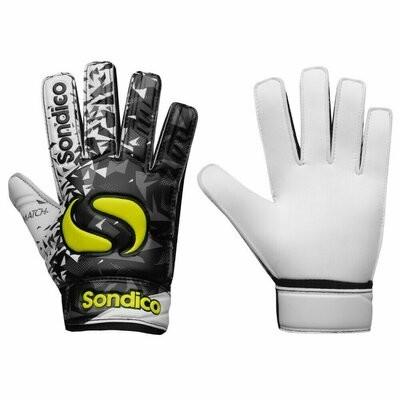 Перчатки вратаря sondico match junior фото №1