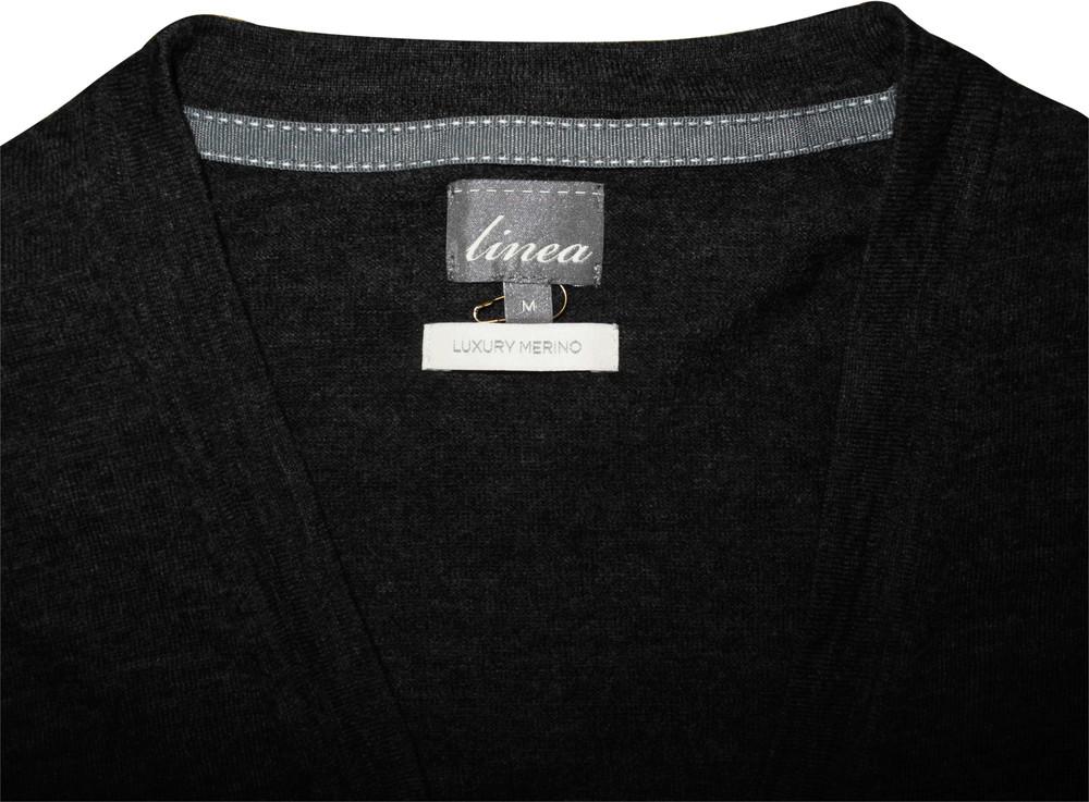 Кардиган кофта шерстяная мягкая linea luxury merino m фото №1