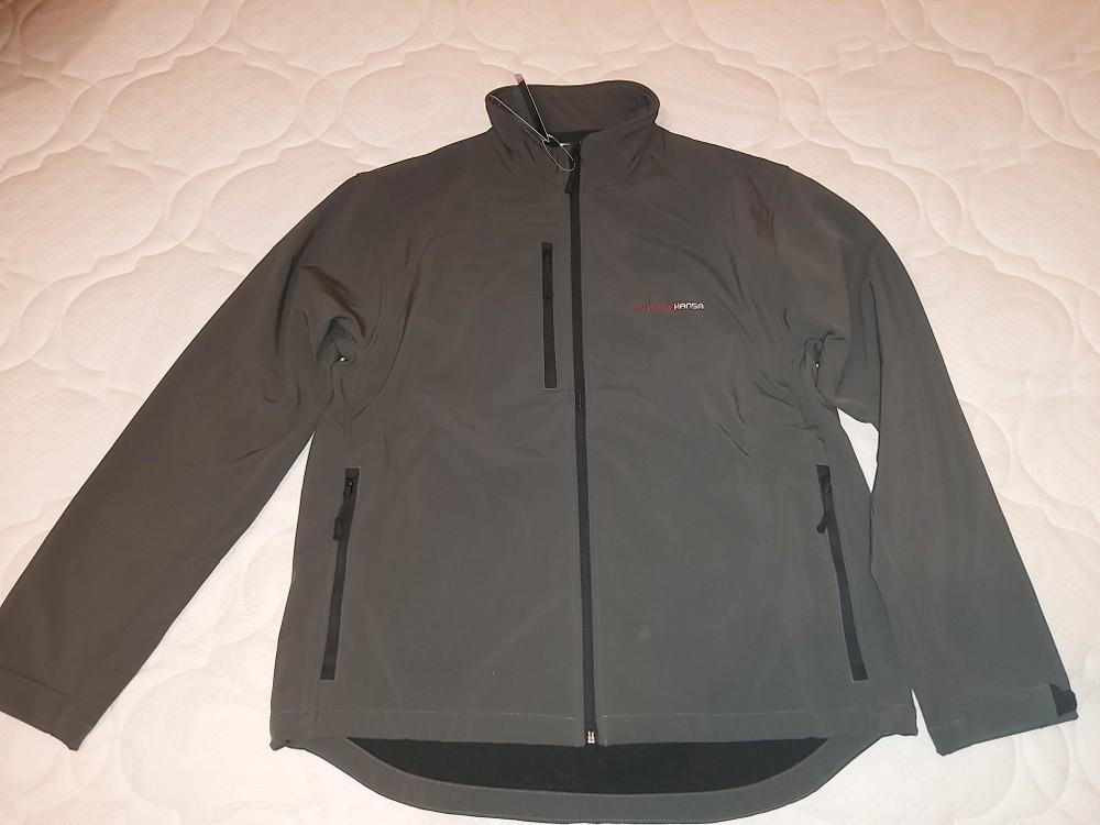 Куртка софт шел, софтшел, германия. куртка деми. размер xl фото №1