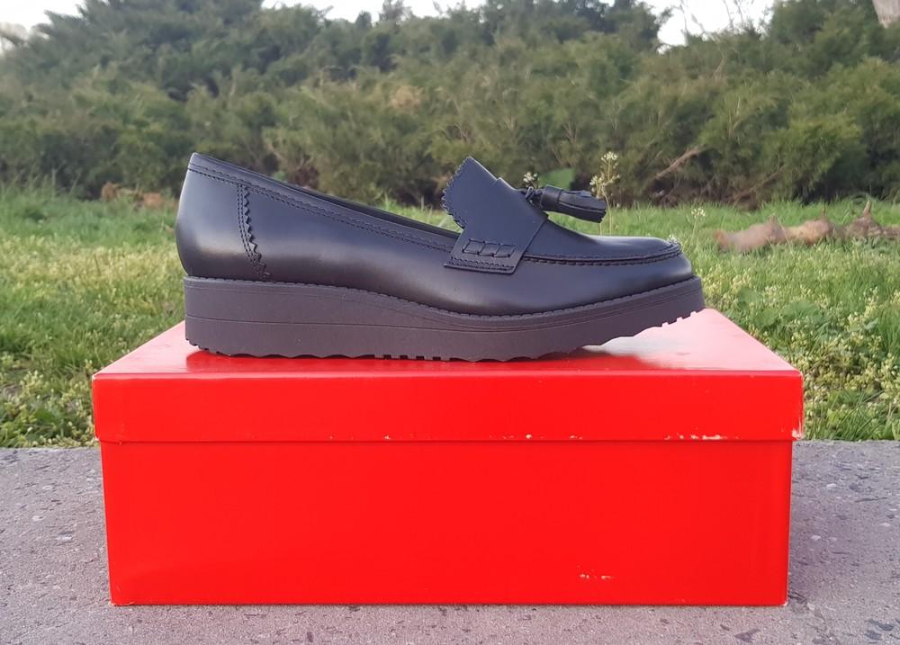 Туфли лоферы superba. натуральная кожа. 37-41 фото №1