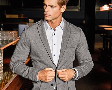 Стильный пиджак, блейзер s 44-46, трикотаж premium, watsons, германия фото №1