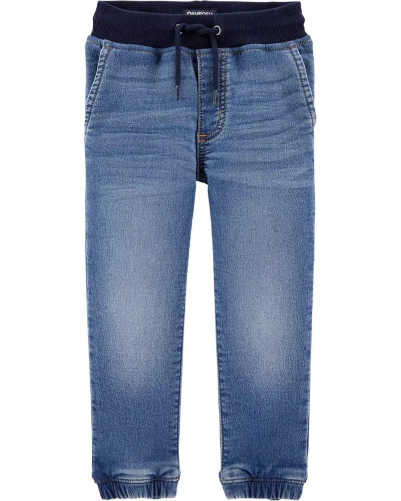 Модные теплые джинсы oshkosh, в наличии 2,3,4 года. фото №1