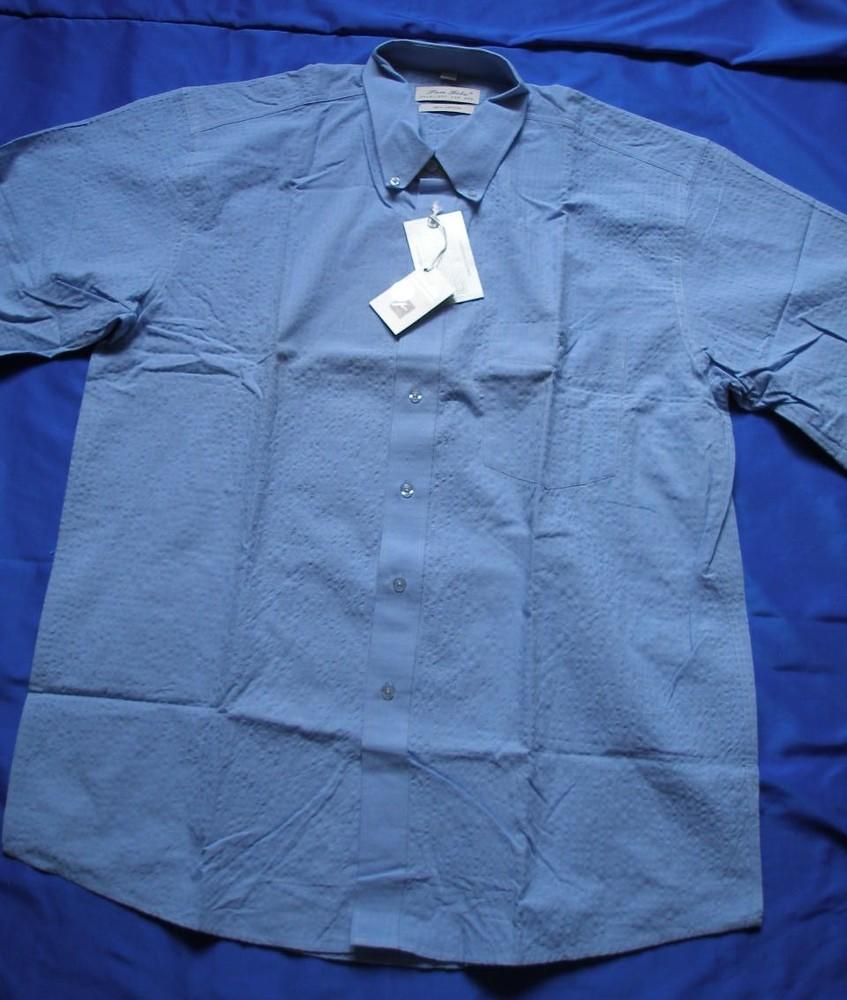 3796 рубашка pan filo 43. l.(182-188). cotton. фото №1