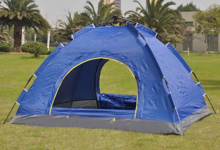 Палатка фото №1