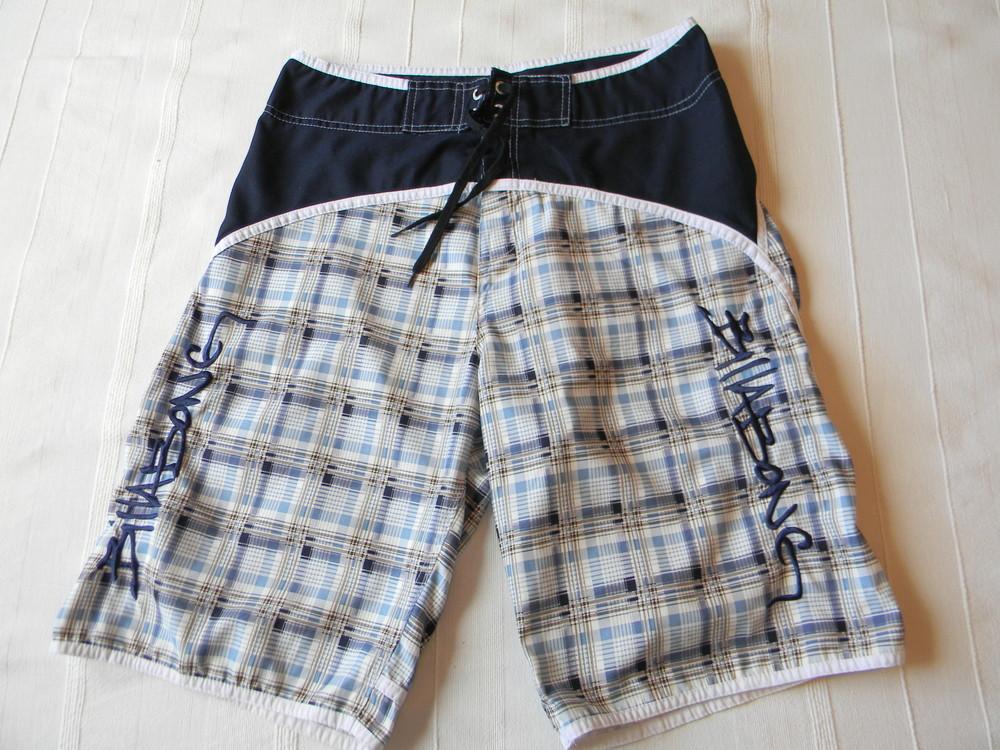 Мужские пляжные шорты,шорты для плавания billabong р.34/l фото №1