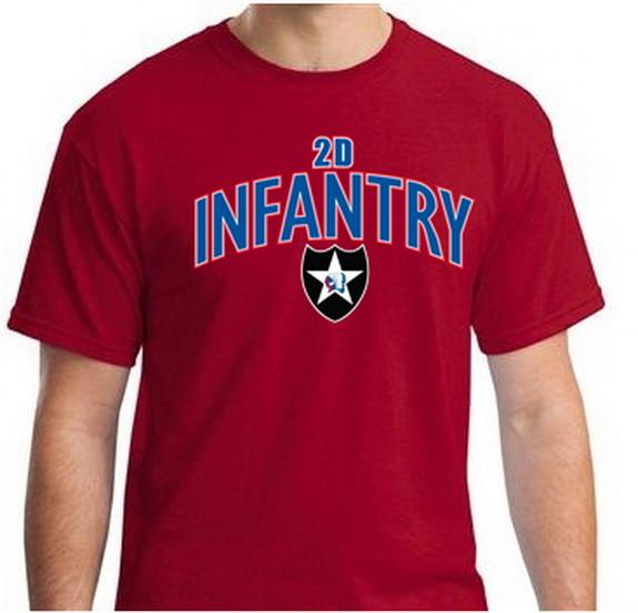 Футболка eagle crest infantry фото №1