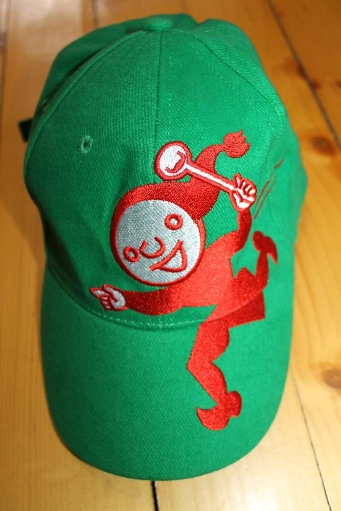 Стильная кепка 100% cotton. новая. окружность можно регулировать фото №1