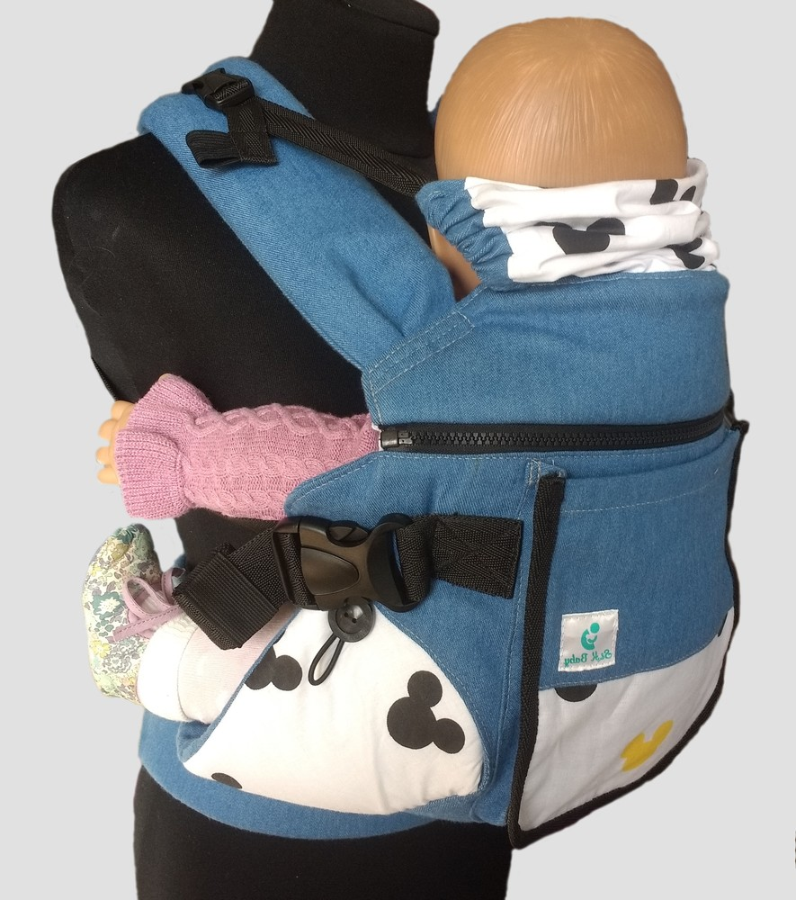 Эрго рюкзак кенгуру фото №1