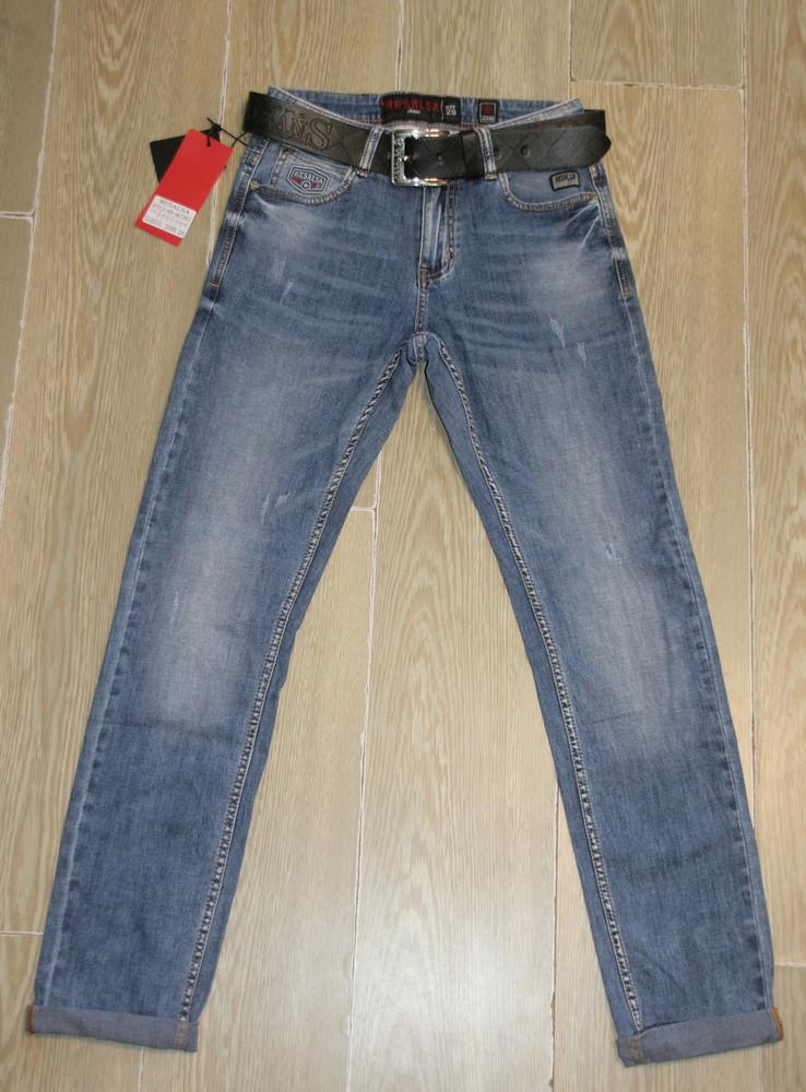 Мужские джинсы классика resalsa 9673 стрейчевые,остался р.31 фото №1