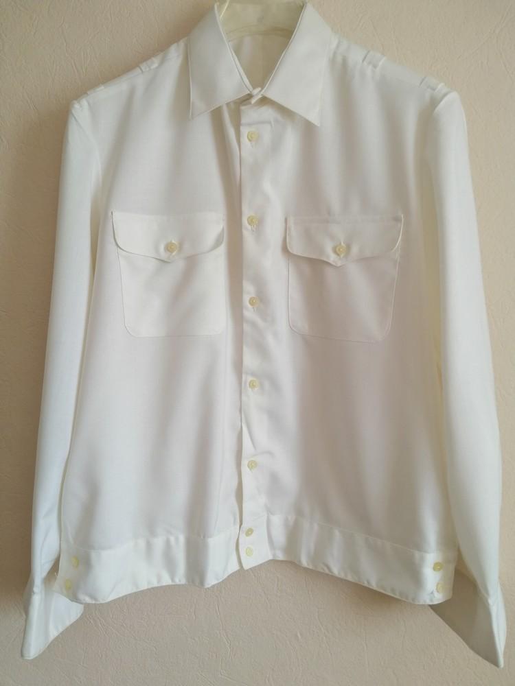 Рубашка военная, форменная фото №1