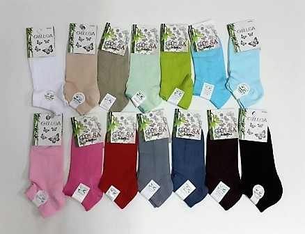 Классные носки бамбук женские ароматизированные фото №1